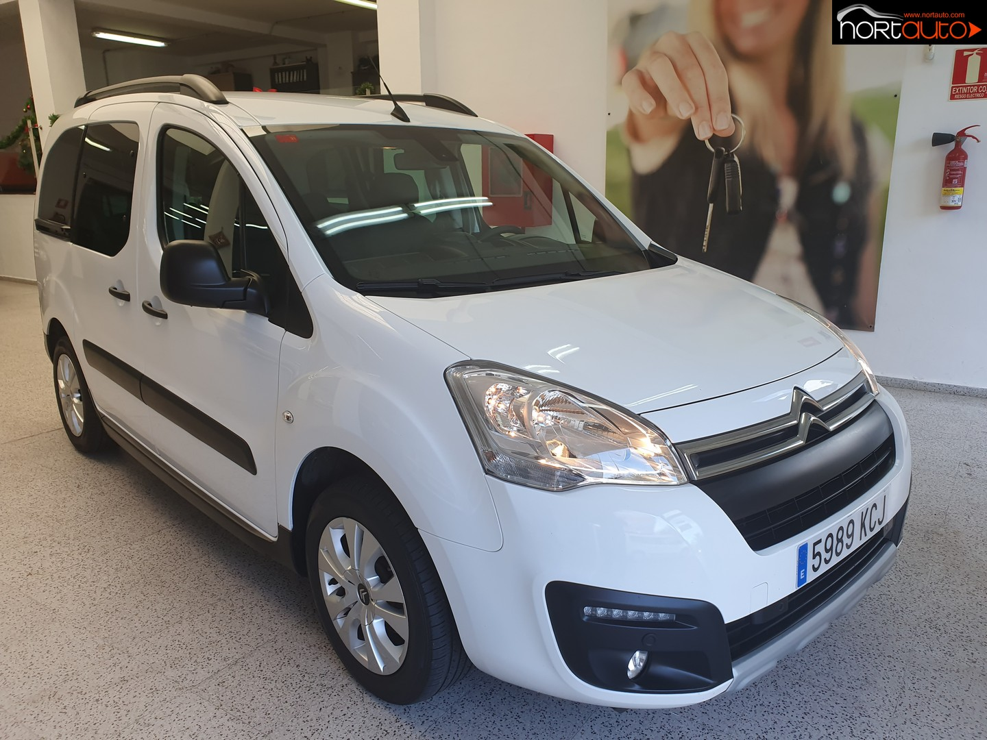 CITROEN Berlingo Multispace 20 Aniv.BlueHDi