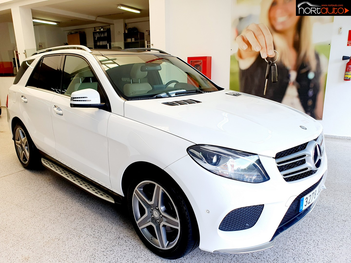 Mercedes GLE 350d 4 Matic